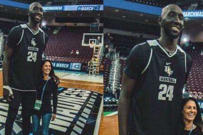 Debuta Tacko Fall en la NBA: el gigante de 2,26 metros que ilusiona a los Boston Celtics