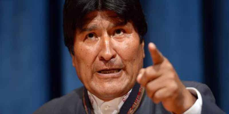 Dos muertos en Bolivia por pedir la nulidad de las elecciones contra el régimen de Evo Morales