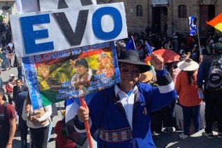 Crisis en Bolivia: Los esbirros comunistas amenazan con dinamita a los opositores de Evo Morales