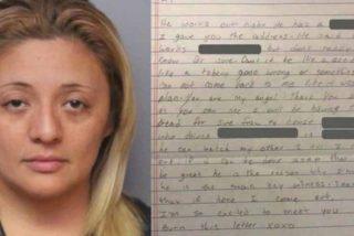 """El crudo mensaje de una enfermera al sicario que contrató para asesinar a su marido: """"Quema esta carta, besos"""""""