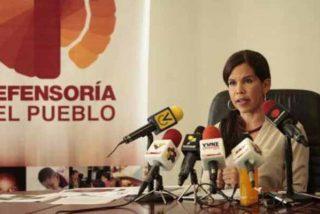 """[Desde España] La defensora del pueblo chavista no ha pedido perdón, pero sí juzga a los venezolanos: """"Están llenos de odio"""""""