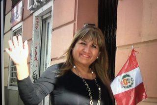 """Rosario Alcántara: """"En Plaza de España hay un corazón latente de Perú"""""""