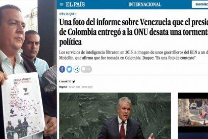 [Entrevista PD] El presidente de FundaRedes atiza a El País por su intento de blanquear a Maduro