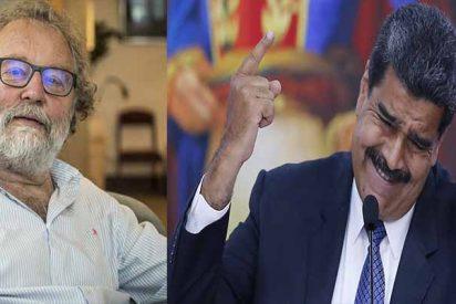 El penoso final de la aventura buenista de John Carlin en Venezuela: Iba a hablar de Mandela y negociaciones pero termina expulsado por la dictadura