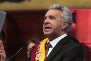 Lenin Moreno decreta estado de excepción por fuertes protestas contra el alza del precio de los combustibles