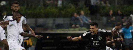 """""""Hizo el trabajo"""": La polémica celebración de un periódico panameño porque un jugador de su selección lesionó al mexicano más talentoso del partido (y delantero del Napoli)"""