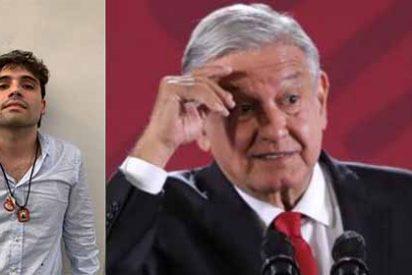 López Obrador se baja los pantalones ante poder del hijo de 'El Chapo': Tras detenerlo lo libera por los brutales tiroteos en Culiacán