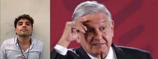 """Sicarios del """"Cártel de Sinaloa"""" enviaron vídeos al gobierno mexicano con militares como rehenes y uno de ellos muerto"""