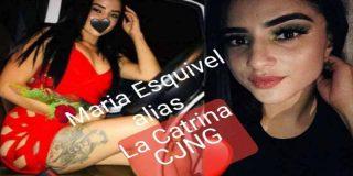 María Esquivel o 'La Catrilla': Desvelan la identidad de la ejecutora de la masacre de los 14 policías en México