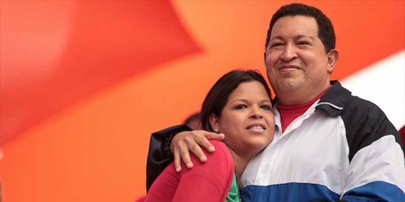 Los lujos escandalosos de la hija de Chávez en Nueva York, mientras los venezolanos sufren la peor de las miserias