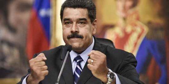 """El infame Maduro arremete contra el líder de Cs: """"El estúpido de Albert Rivera fue el único que me nombró en el debate"""""""