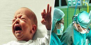 Nace un niño sin pene, el caso insólito que ocurre cada 30 millones de nacimientos