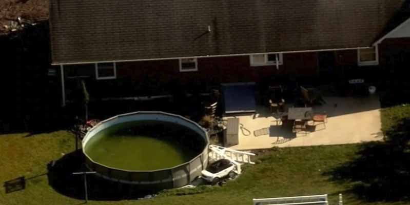 Conmoción en Estados Unidos: La madre encuentra a su hija de 4 años y a su hijo de 8 colgados en el sótano