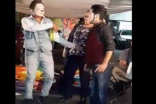 Capturan a dos payasos que habían secuestrado a dos adolescenetes en un abautizo