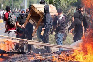 El vandalismo durante las protestas en Chile deja saldo de 3 muertos en incendio de supermercado