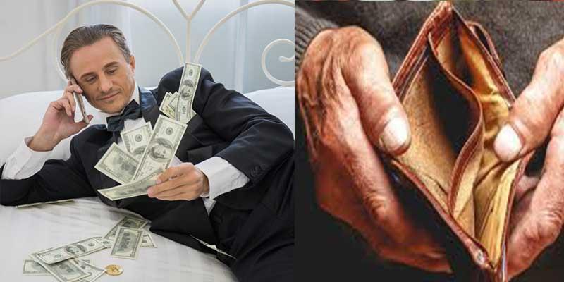 Alejarse de la gente tóxica y otros 4 hábitos de los ricos que el resto de mortales no practican