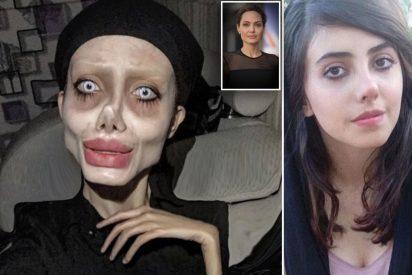 Las controversiales declaraciones de la 'Angelina Jolie iraní' desde la cárcel