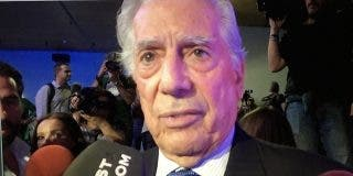 """Vargas Llosa: """"Mi esperanza es que la presión internacional contra Venezuela continúe"""""""