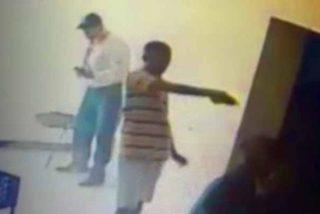 Vídeo aterrador: Tirotean a un hombre delante de todos en una clínica de Colombia