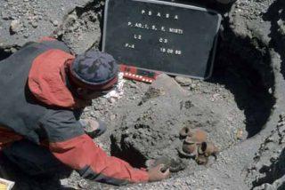 Desvelan los secretos detras del sacrificio masivo de niños que realizaron los incas en Perú por miedo a un volcán