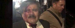 ¿El nuEvo Maduro?: Brutal agresión contra un rector universitario que se manifestaba por el fraude en Bolivia (Vídeo)