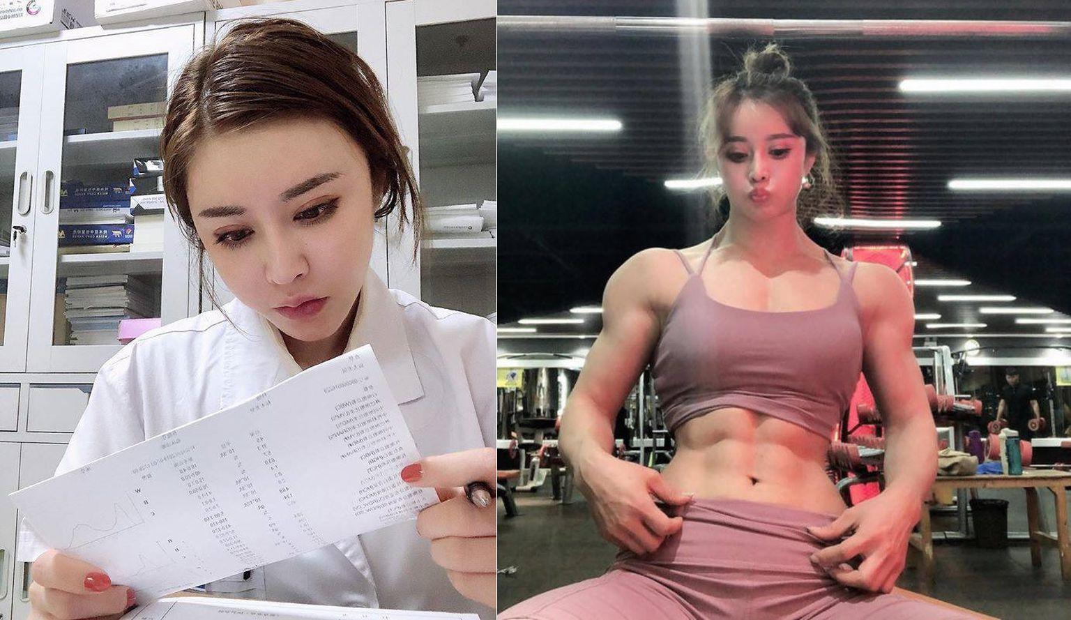 Fotos: Ésta tonificada doctora china curará de todos tus males