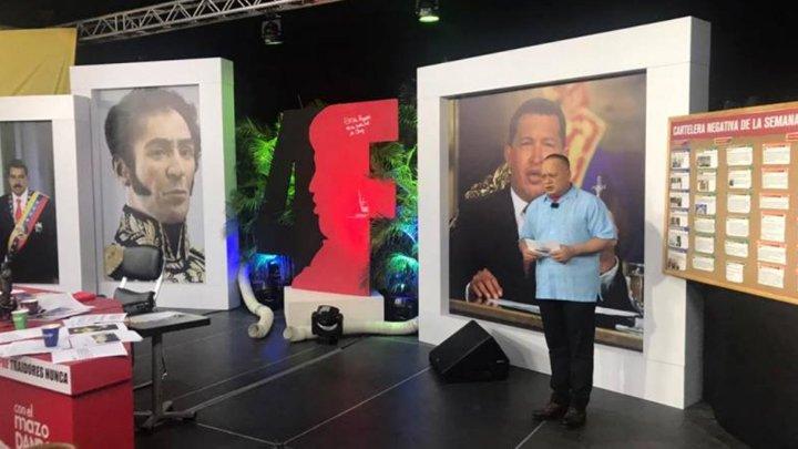 """La última 'bomba de humo' de Diosdado Cabello: Filtra el audio de una """"reunión"""" secreta con Juan Guaidó"""