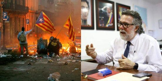 """Ciudadanos se harta de la injerencia chavista en el 'procés': """"El cónsul de Maduro en Barcelona debe ser destituido"""""""