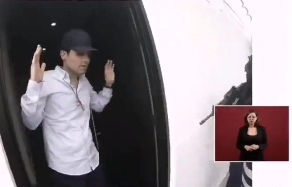 Vídeo: AMLO intenta lavar su imagen mostrando cómo fue la captura de Ovidio Guzmán