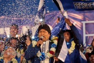Fraude en Bolivia: Human Rights Watch pide a la OEA aplicar la Carta Democrática a Evo Morales