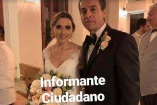 Un exalcalde se casa con la viuda de su hijo, quien murió de un disparo en la boca