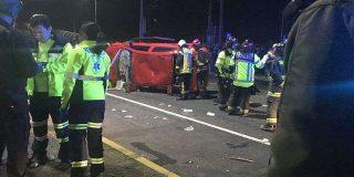 El desconcertante vídeo del conductor que embistió con su coche a una multitud en Chile