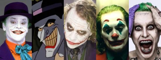 La 5 teorías sobre el origen del 'Joker'