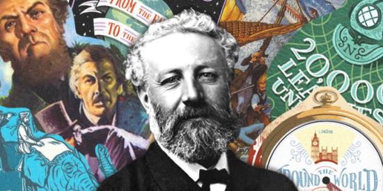 ¿Fue Julio Verne un viajero del tiempo?