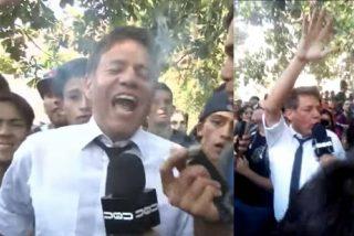 Top 5 de los momentos más vergonzosos protagonizados en vivo y en directo por reporteros