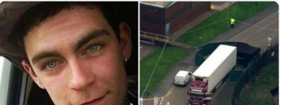Éste es el conductor del 'camión de la muerte': El vehículo detenido en Reino Unido por llevar escondidos a 39 cadáveres