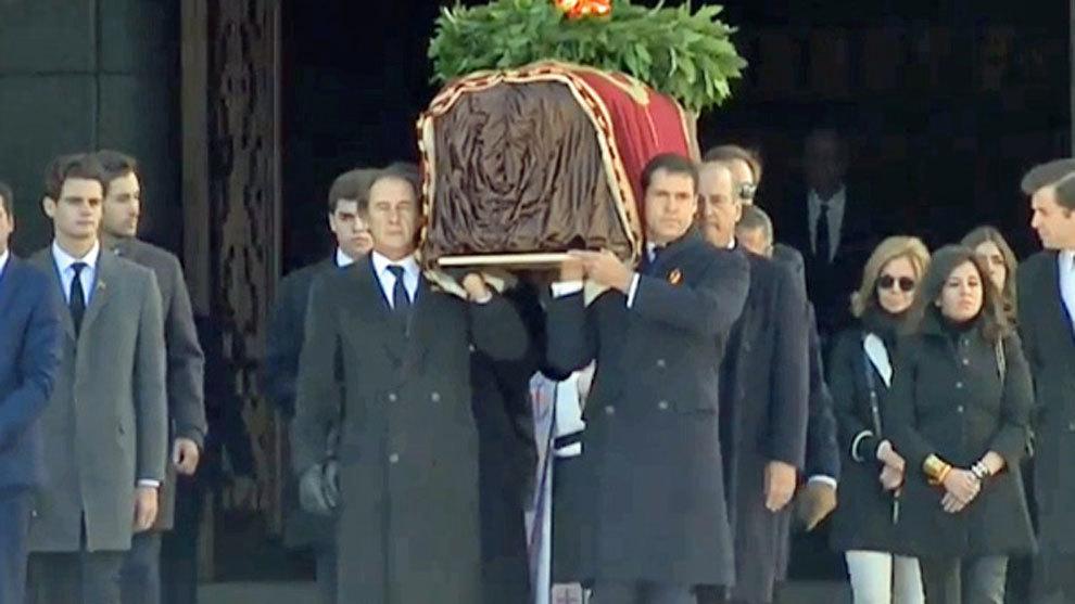 """La 'maldición secreta' a la que se enfrentan los """"profanadores"""" de Franco: Dos ejemplos históricos y 13 muertos"""