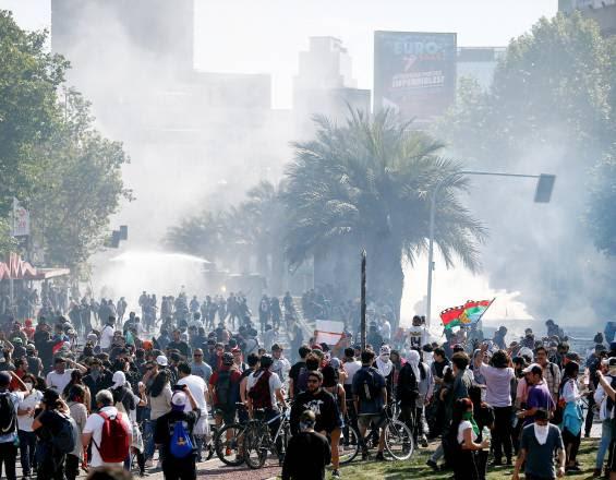 Opinión: ¿Por qué pasó en Chile y no en Venezuela?