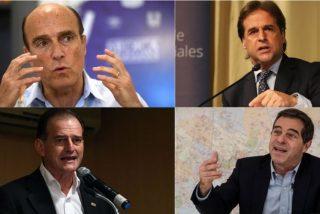 Tambalean los socialistas en Uruguay: La tercera y cuarta fuerza electoral confirman que apoyarán a Luis Lacalle Pou en la segunda vuelta