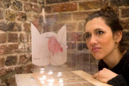 Las fotos del inusual 'Museo de la Vagina' que se inauguró en Londres