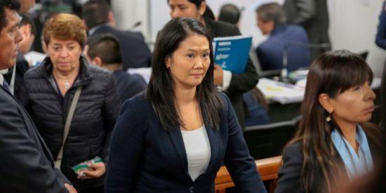 Perú libera a Keiko Fujimori, tras cumplir más de un año de prisión preventiva