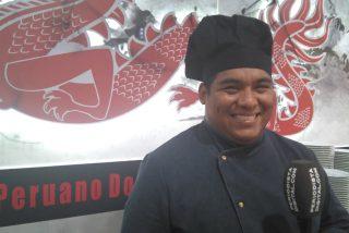 """Edwin Castro: """"Presentamos un plato en general de Sudamérica y no solo de Perú"""""""
