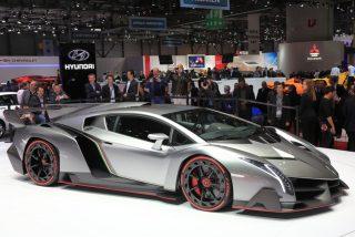 Top 5 de los coches más costosos del mundo