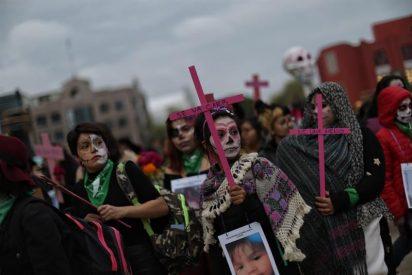 Alerta morada en Ciudad de México por una infame ola de feminicidios