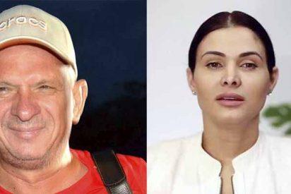 La esposa del exjefe de inteligencia de Chávez lo defiende 'a muerte' y acusa a España: