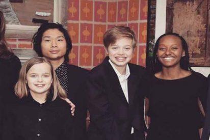 Shiloh, la hija de Angelina Jolie se cambió el nombre por uno de hombre