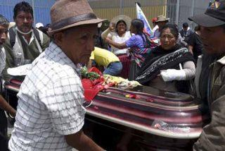 CIDH: La crisis política por el fraude de Evo Morales ya deja 23 muertos en Bolivia