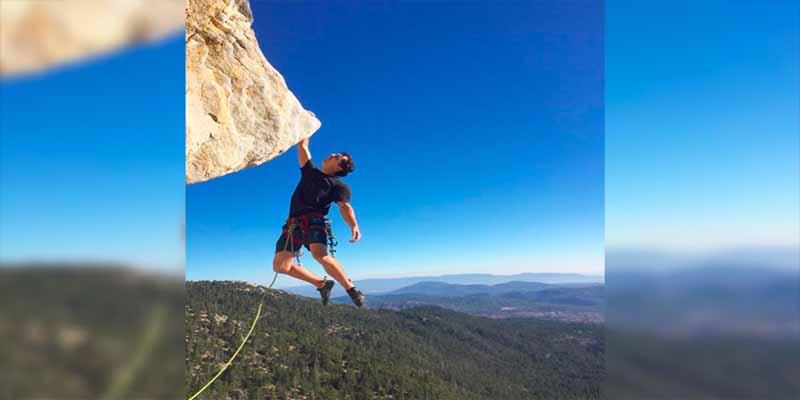 La experiencia no es suficiente: Muere el reputado alpinista Brad Gobright al despeñarse en la peligrosa ruta Sendero Luminoso