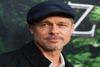 Este bombón de 25 años le plancha la arrugas al abuelito Brad Pitt
