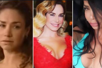 Foto: La brutal transformación de Lis Vega, la actriz cubana que se volvió una 'mamacita' con unos arreglos estéticos